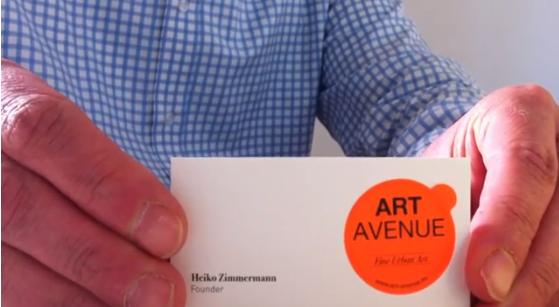 ART AVENUE – die Vorbeitungen laufen wie am Fließband