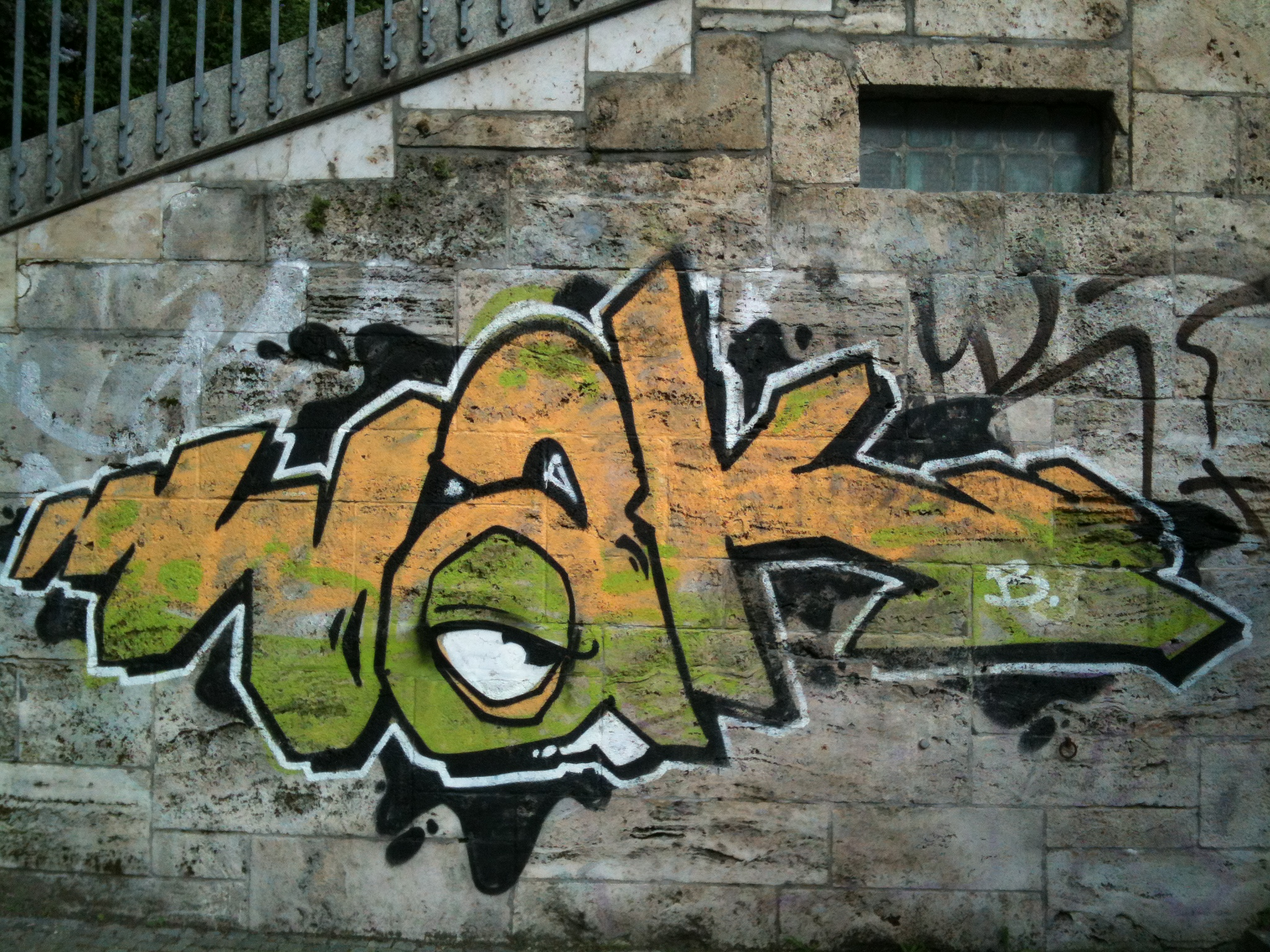 ART AVENUE Report: WAK – Munich all city Graffiti Kings