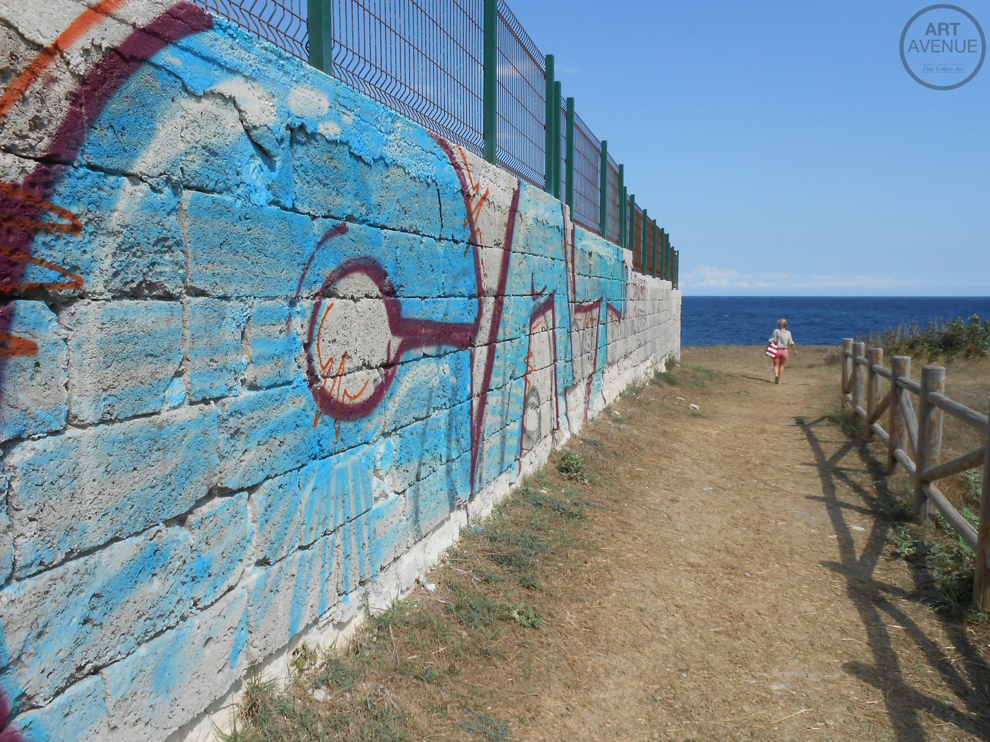 ART AVENUE Travel Report: Urban Art in Lecce and Apulia