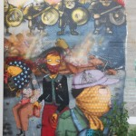 ART AVENUE OS GEMEOS Riots