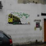 ART AVENUE FineUrbanArt Bonde Stencil Santa Teresa Rio