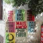 ART AVENUE FineUrbanArt Mais Amor por Favor Rio