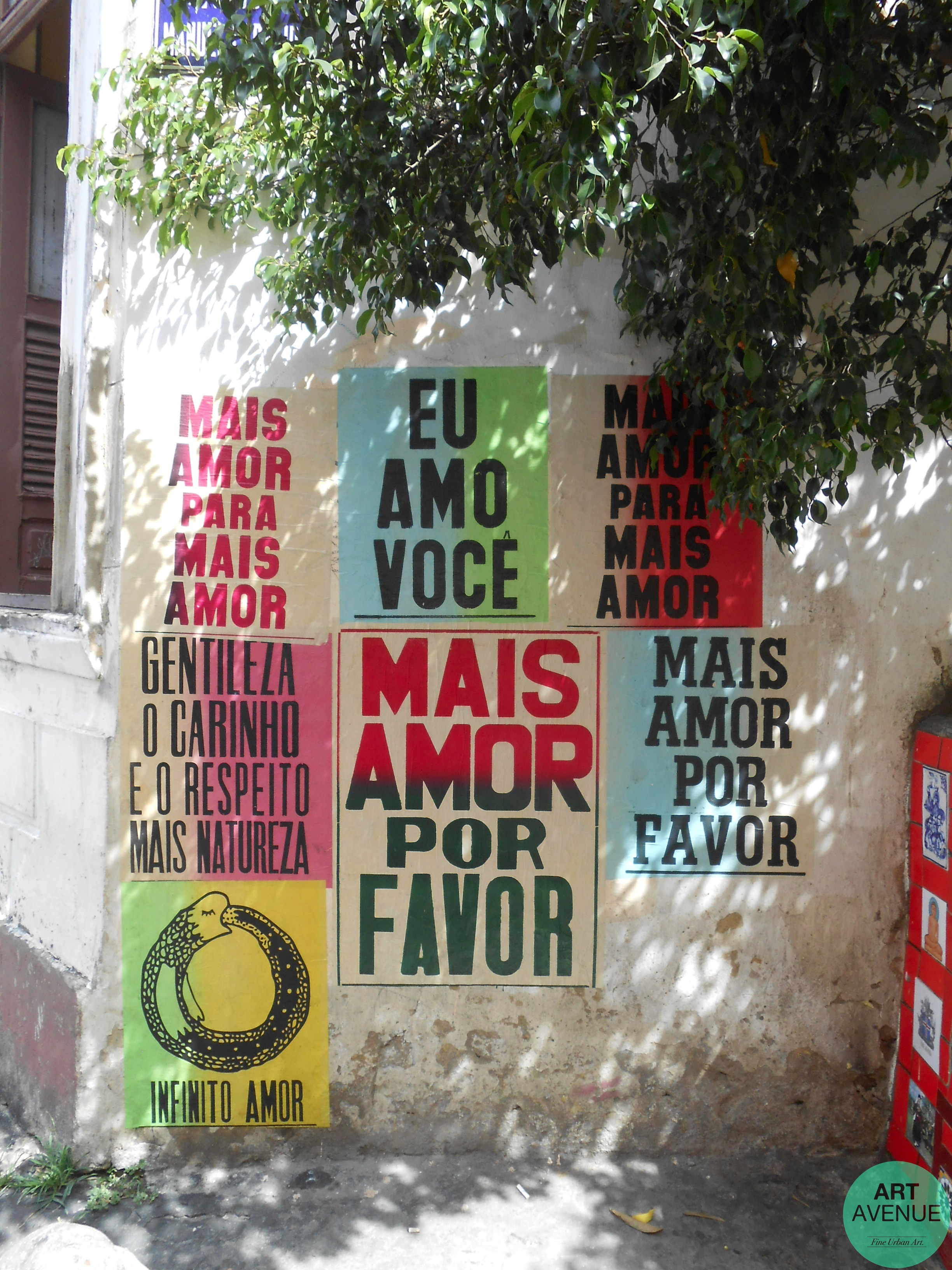 ART AVENUE Travel Report Rio de Janeiro, Brasil. Part 1: Santa Teresa