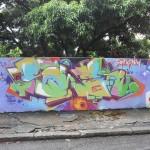 ART AVENUE FineUrbanArt Santa Crew Brasil