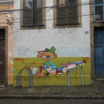 ART AVENUE FineUrbanArt Santa Crew Rio