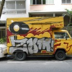 ART_AVENUE_Fine Urban Art Ipanema Car