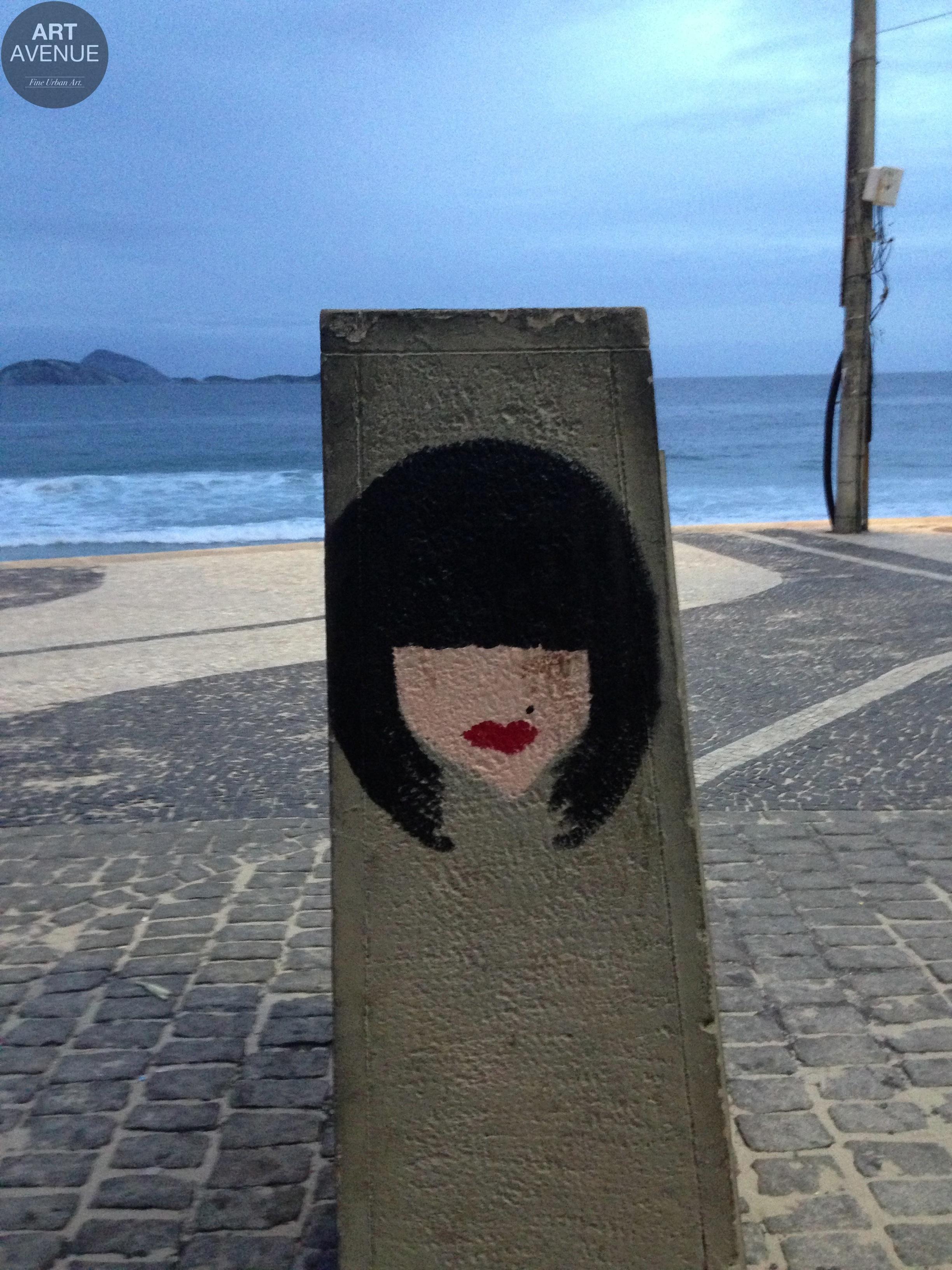 ART AVENUE Travel Report Rio de Janeiro, Brasil. Part 2: Ipanema Beach