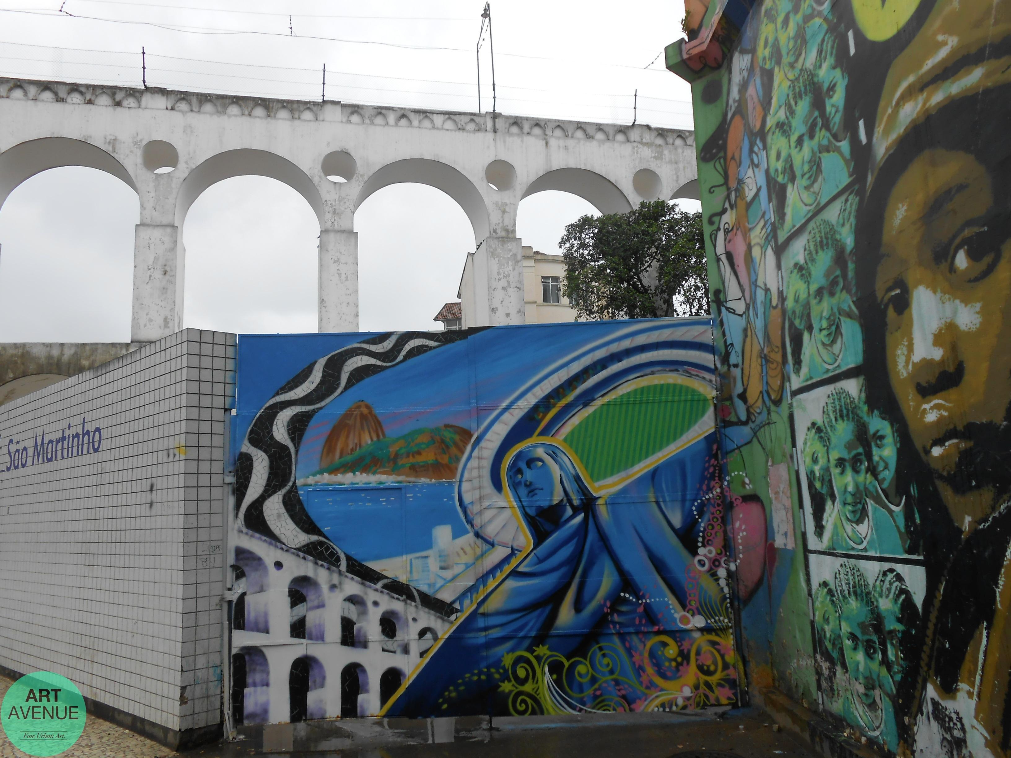 ART AVENUE Travel Report Rio de Janeiro, Brasil. Part 3: Lapa