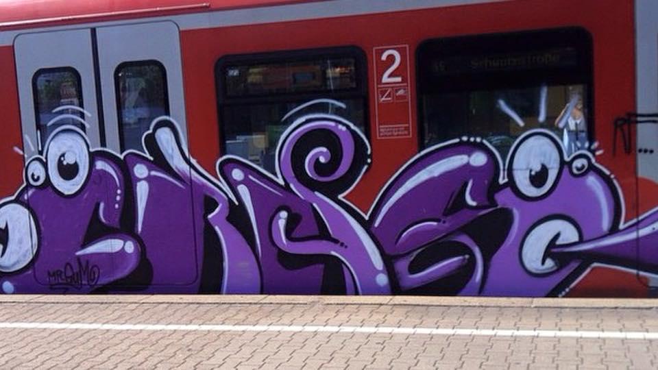 Train Gum
