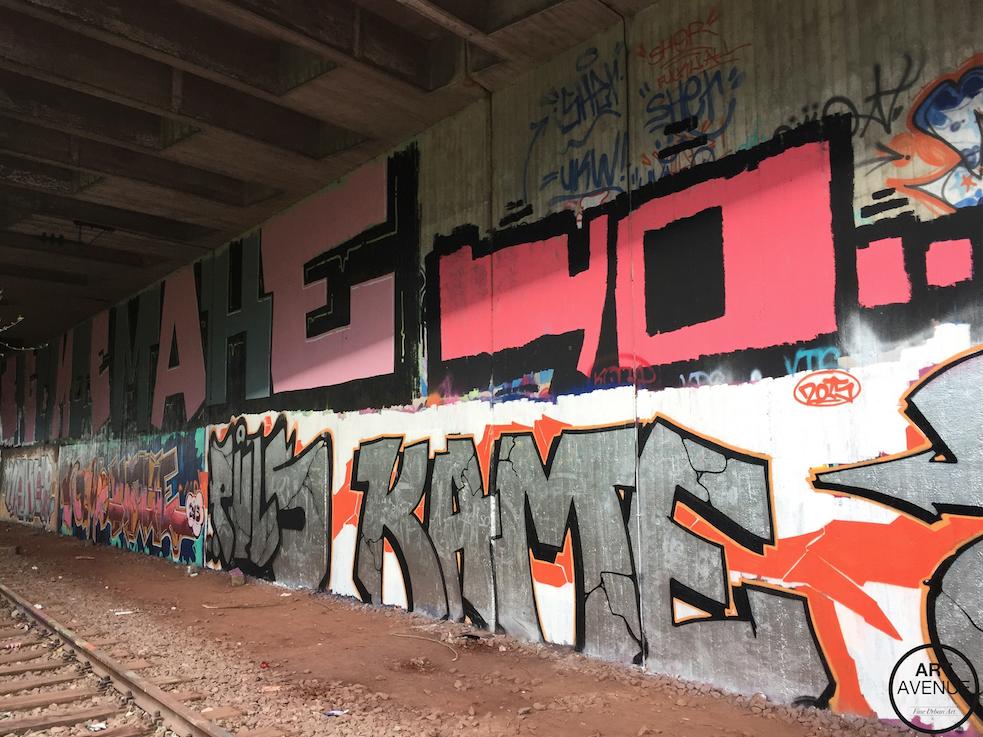 ART AVENUE Cemnoz Meeting S Bahn