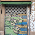 ART AVENUE Graffiti PEZ Barcelona 2015
