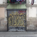 ART AVENUE Graffiti Raval Barcelona