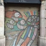 ART AVENUE Street Art PEZ Barcelona