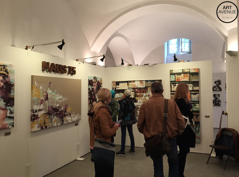 ART AVENUE Stroke 2015 HAUS75