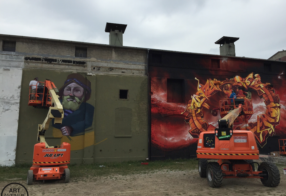 Deadline // Urban Art Festival München