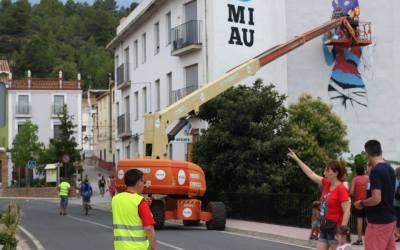 MIAU FANZARA Street Art Festival // Castellón // Spain