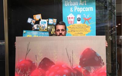 URBAN ART & POPCORN