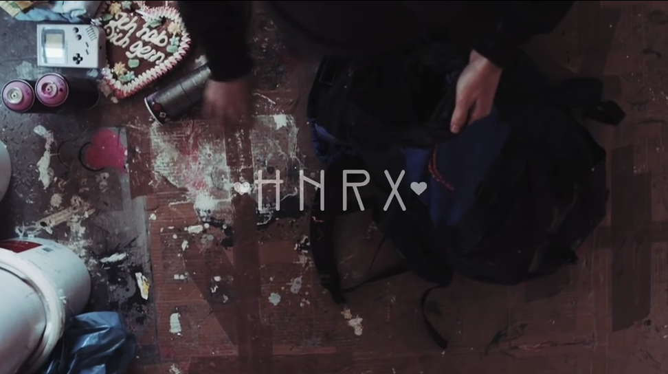 Video // Wurscht mit Senf // HNRX