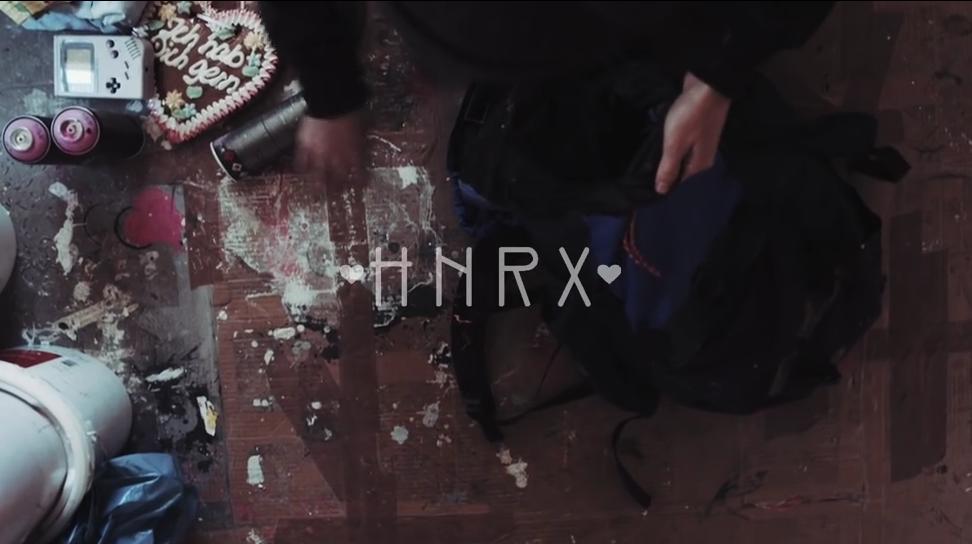Video // Wurscht mit Senf // HNRX