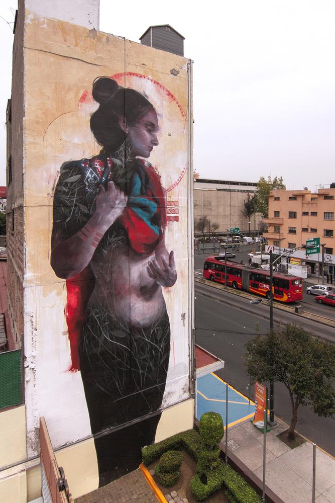 """""""Mascara Social"""" // Mexico City // April 2016"""