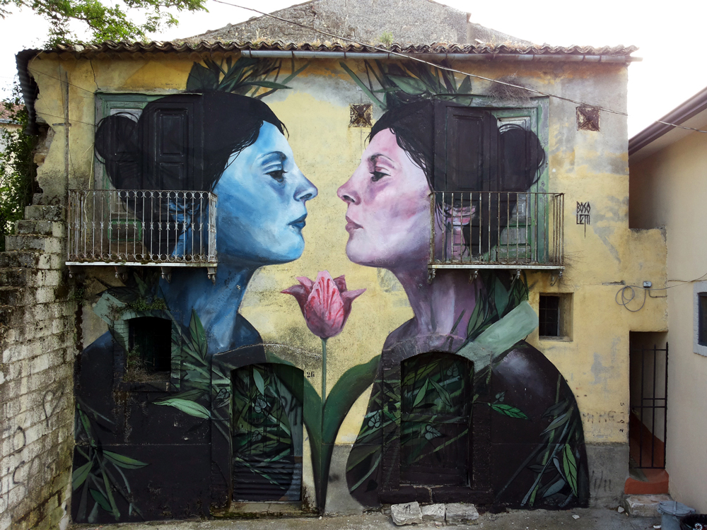 Boca Contest Art //  Italy // June 2015