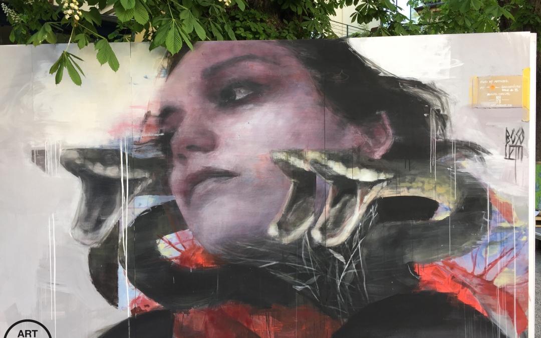 STROKE ARTFAIR 2016 // Munich // Review