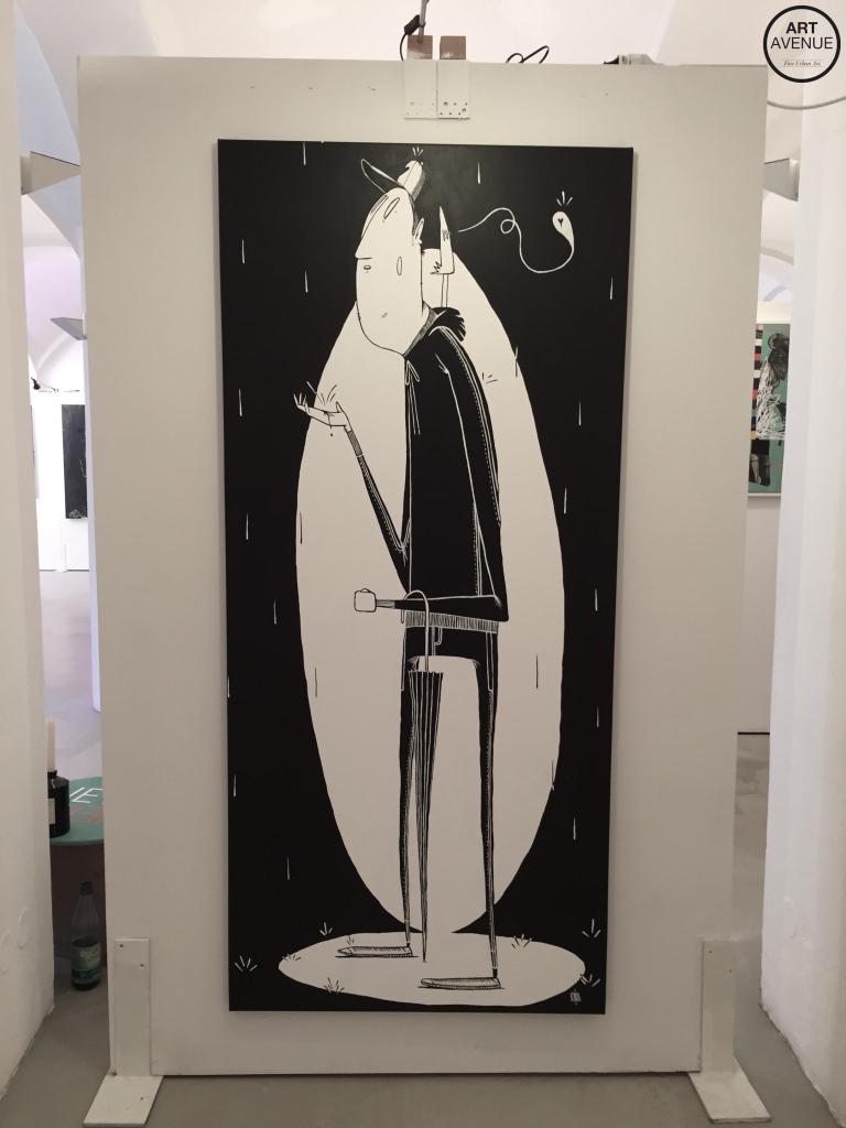 Alex Senna @ Provenzano Gallery