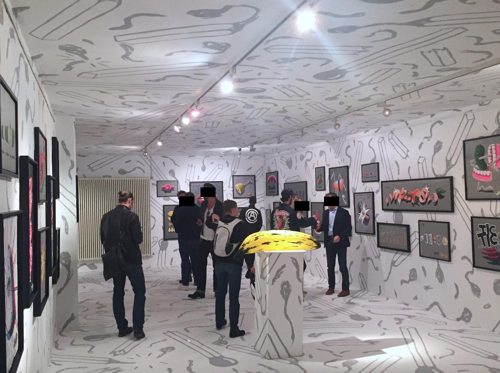 hnrx vernissage m nchen art avenue. Black Bedroom Furniture Sets. Home Design Ideas