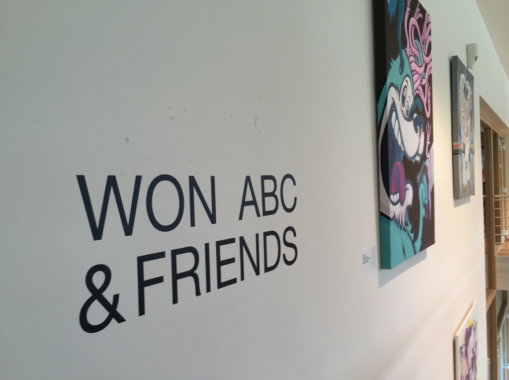 WON ABC & Friends Art Avenue Bucheim Museum